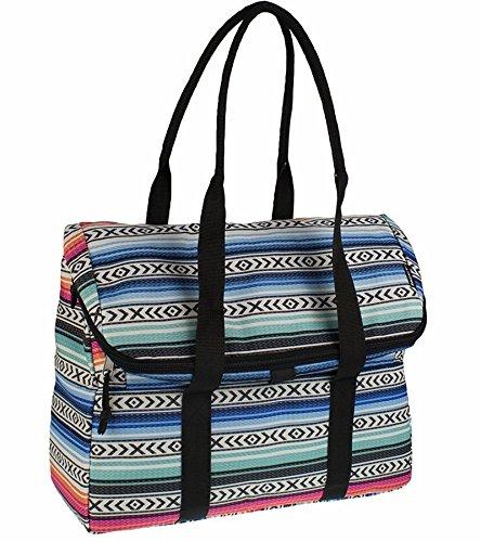 PackIt Freezable Picnic Tote, Fiesta (Non Perishable Gift Baskets)