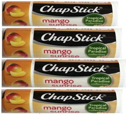 Value Pack Mango Sunrise Chap Stick
