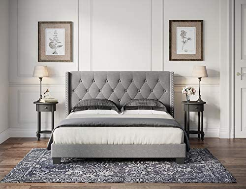 Finch Adler Upholstered Platform Bed