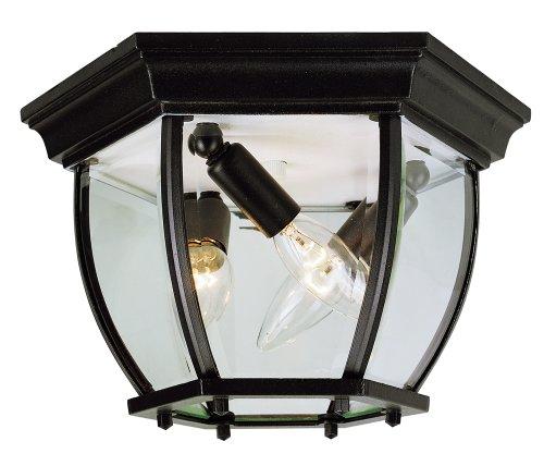 Bel Air Lighting Green Outdoor Lamp