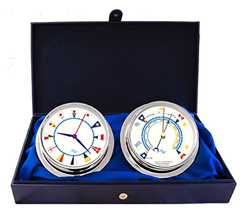 Master-Mariner American Voyager Collection, Nautical Cabin Gift Set, 5.75