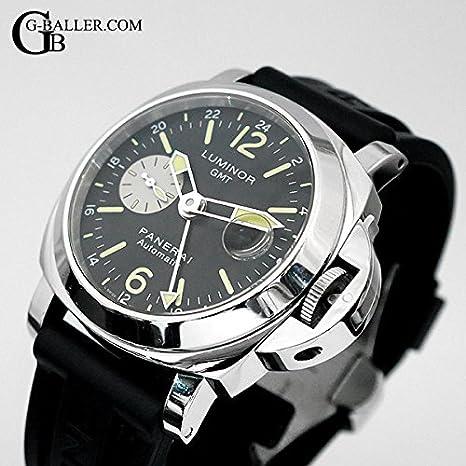 online retailer 6f499 e67c0 Amazon | PANERAI パネライ ルミノール GMT PAM00088 44mm ...