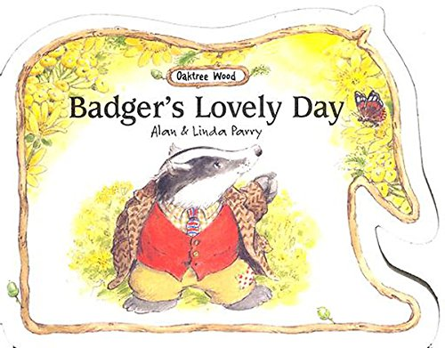 Badger's Lovely Day Oaktree Wood Series ebook