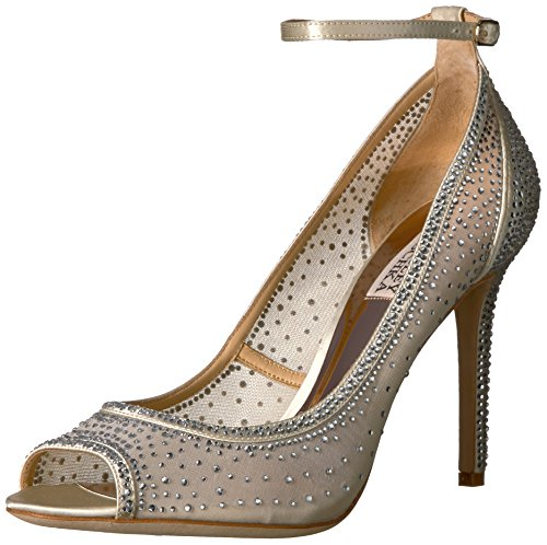 Badgley Mischka Women's Weylin Pump,