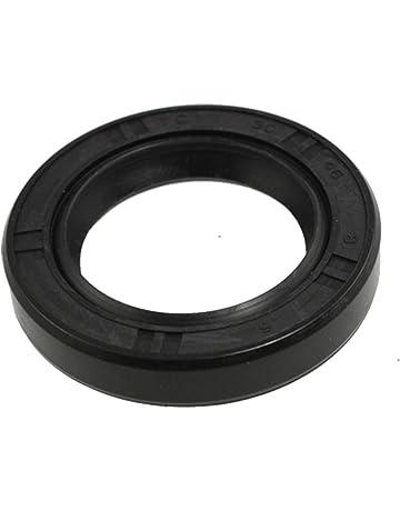EAI Double Lip w// Spring Viton Coated Metal Case. Oil Seal 40X62X12mm TC