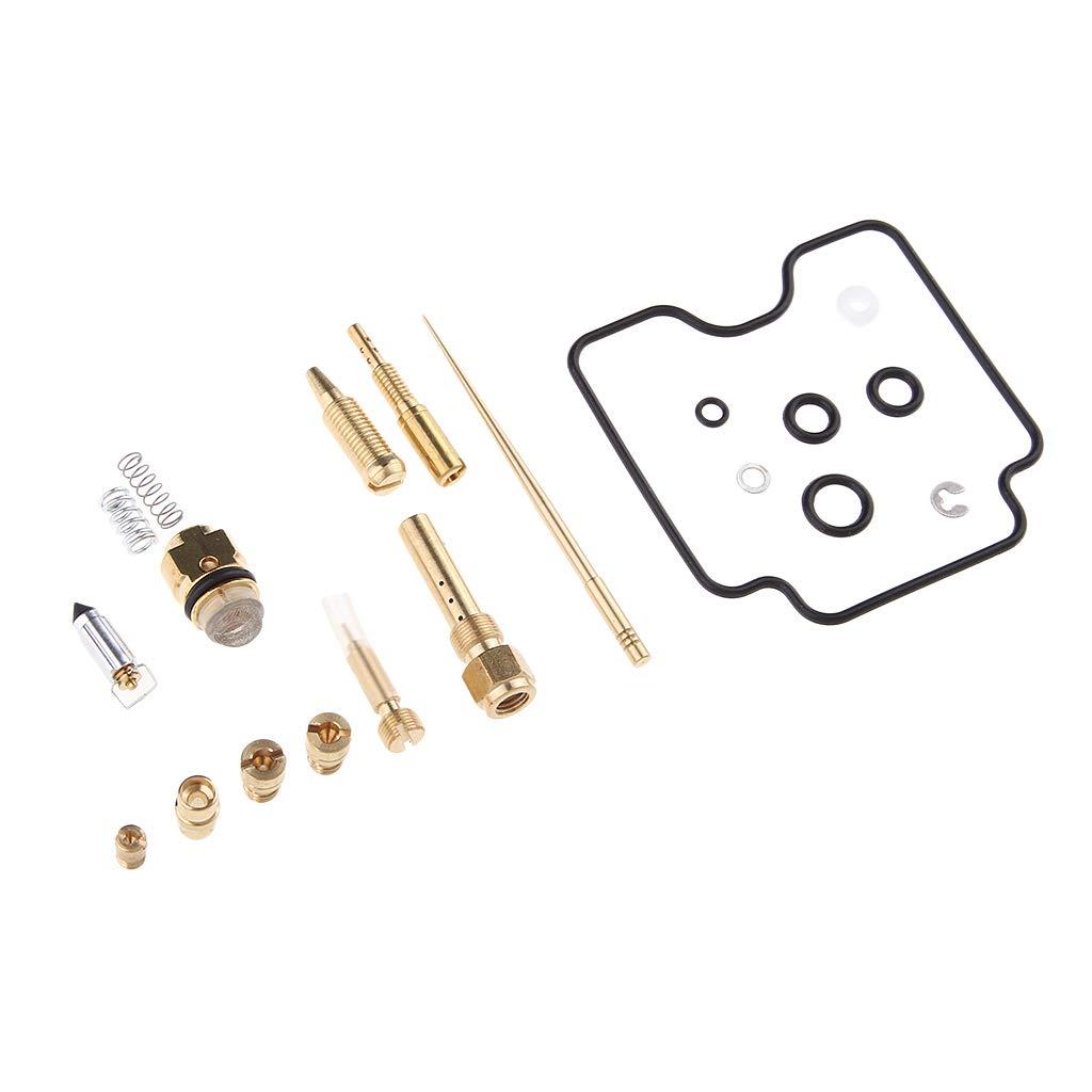 Sharplace Kit De Reconstrucci/ón De Reparaci/ón Del Carburador Carb Para Yamaha Grizzly 660 4x4 Yfm660fw 02-05