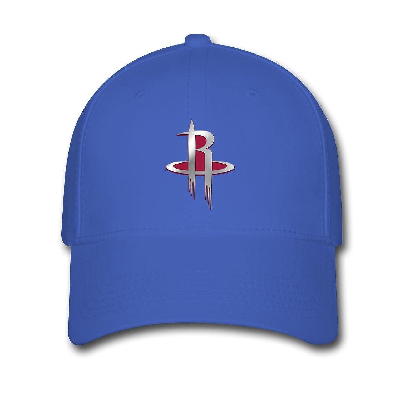 Corey Custom Trucker Hat Houston Rockets Logo Adjustable Baseball Cap