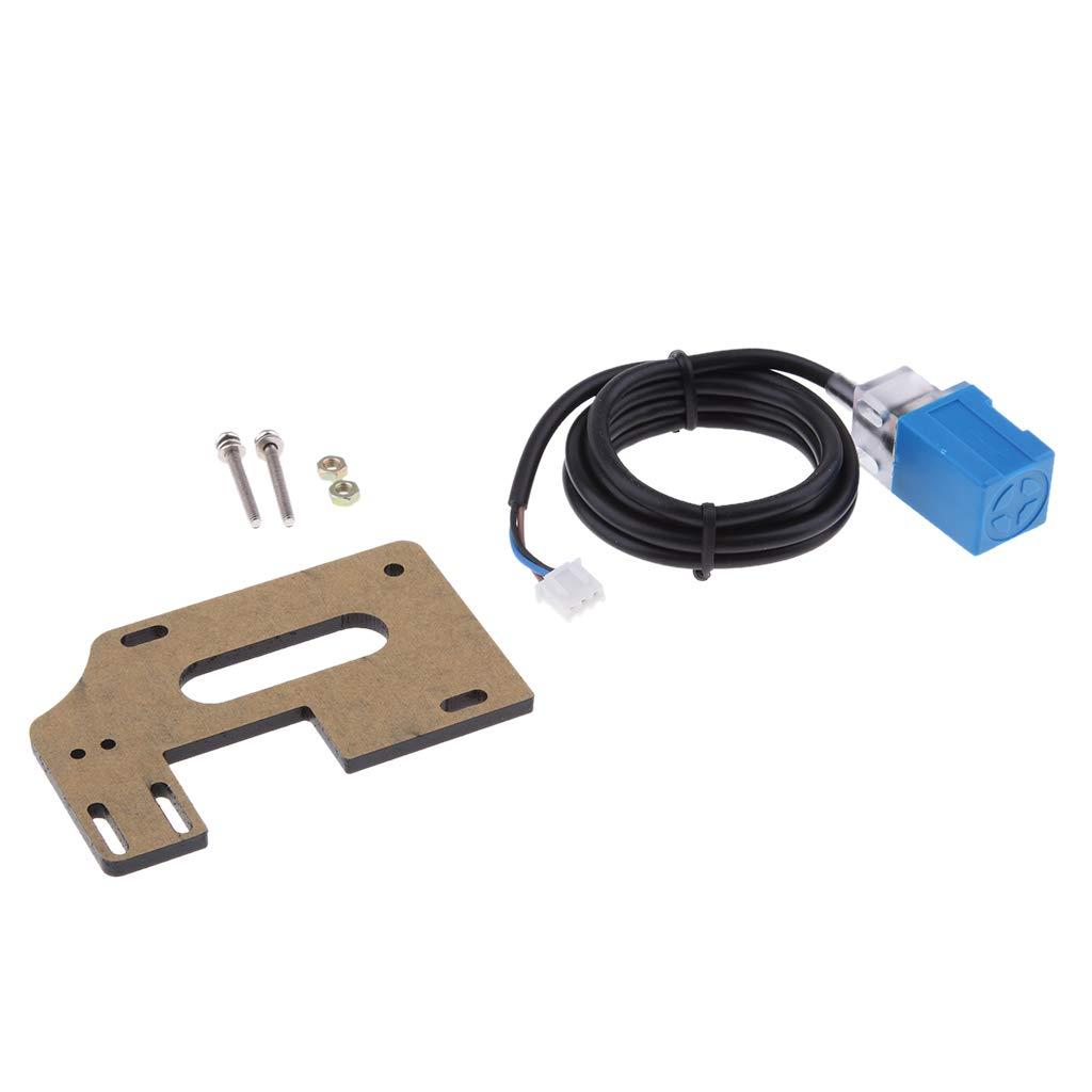 B Blesiya Sensor con Placa de Montaje de Impresora 3D Accesorio de ...