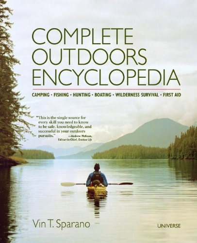 Complete Outdoors Encyclopedia Wilderness Survival product image