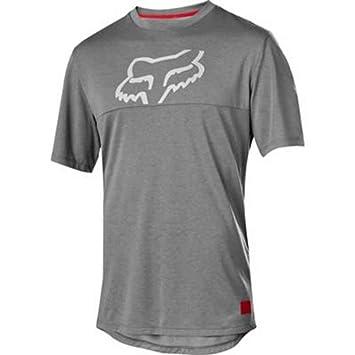 Fox Trail-Jersey Kurzarm Ranger Dri-Release Bar Cardinal