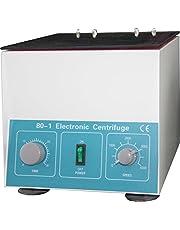 HFS (R) Desktop Electric Centrifuge Lab (Timer 0-30min) Speed: 0-4000 RPM, Cap:20ml X 6 Tube (80-1) 110v/60hz