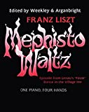 Mephisto Waltz: One Piano, Four Hands (Rediscovered Duets Series)