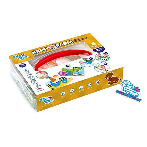 Educational Toys And Games : Picnmix happy farm educational and learning toys games