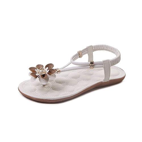 Mujer Sandalias Moda Alto Fiesta Zapatillas Tacon modaworld 3TlK1cFJ