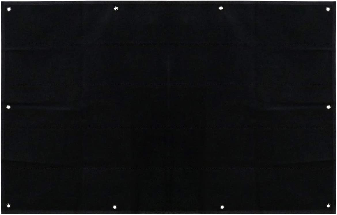 27.5 x 42.5 Tactical Military Patch Holder Board Hook /& Loop Morale Patch Panel 108x70cm