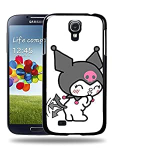 Case88 Designs My Melody & Kuromi Collection 0649 Protective Snap-on Hard Back Case Cover for Samsung Galaxy S4