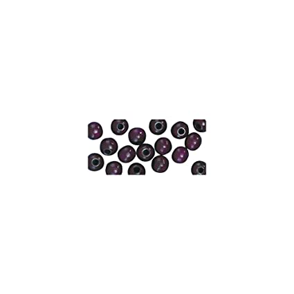 Amazoncom Rayher 1250639 Holz Perlen Fsc 100 Poliert 16