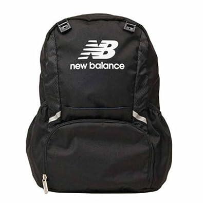 f15bf99f696e7 Amazon   new balance(ニューバランス) キッズ・ジュニア JRバックパック17L ブラック JABF8355-BK    リュックサック