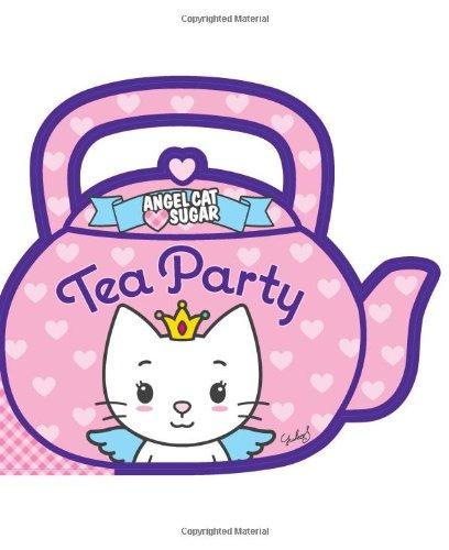 Angel Cat Sugar: Tea Party