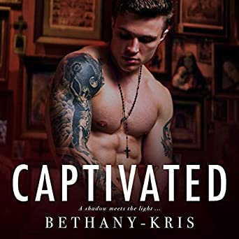 Review, Giveaway & Audio Excerpt: Captivated by Bethany-Kris' Audible Audiobook