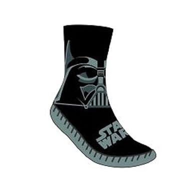 Star Wars: calcetines antideslizantes, motivo de La guerra de las galaxias multicolor 11 Años: Amazon.es: Ropa y accesorios