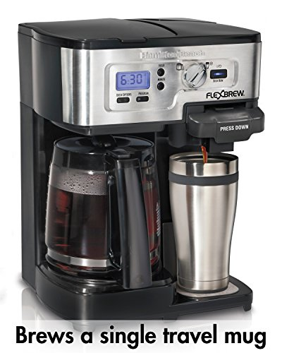 040094499830 - Hamilton Beach 49983 2-Way FlexBrew Coffeemaker carousel main 4