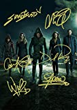 Arrow TV Series Print - Cast Stephen Amell Grant Gustin Caity Lotz David Ramsey Willa Holland Katie Cassidy (11.7