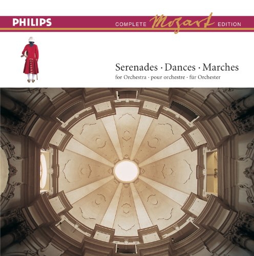 Mozart: Complete Edition Vol.2: Serenades, Dances & Marches