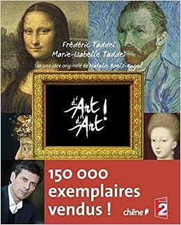 Amazon Fr D Art D Art Tome 1 Frederic Taddei Marie