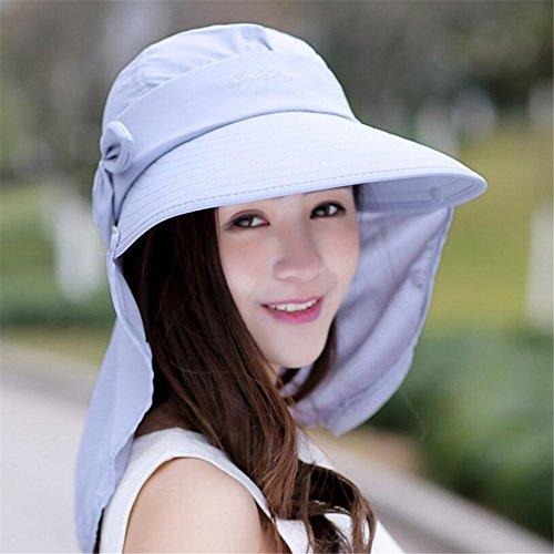 del Sombrero al Sol del el Aire Cubrir Yunshan Coche del Verano para Hat eléctrico Zhou Bike Sun del Recorrido Libre R07OqP