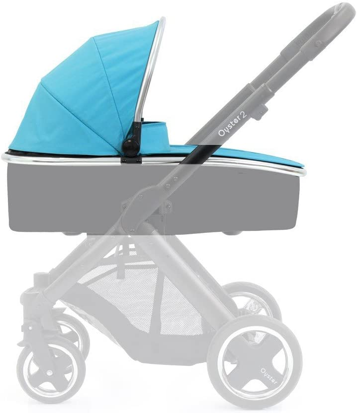Oyster MaxGem Carrycot Ocean, Pack of 2