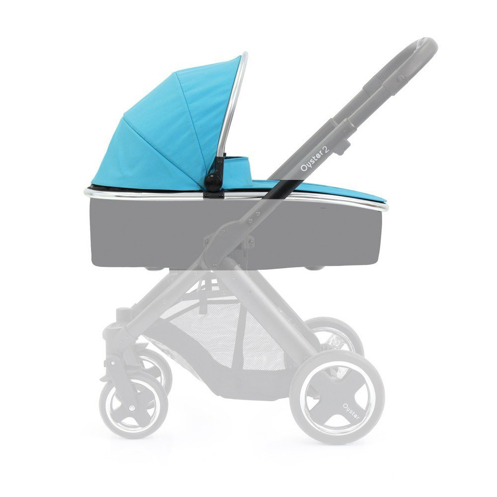 Oyster MaxGem Carrycot (Ocean, Pack of 2) O2CCCPOC