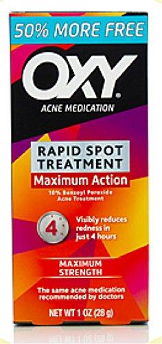 OXY Acne Medication Maximum Action Spot Treatment 0.82 (Oxy Spot)