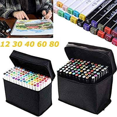 Colors Artist Dual-Head Sketch Copic Markers Set For Manga Marker School Drawing