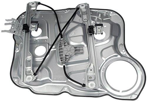 Dorman 748-339 Hyundai Santa Fe Front Driver Side Power Window Regulator with Motor