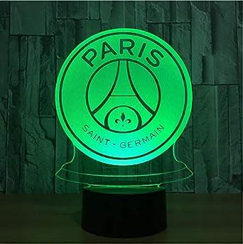 Lámpara de mesa 7 colores que cambian Lámpara de escritorio ...