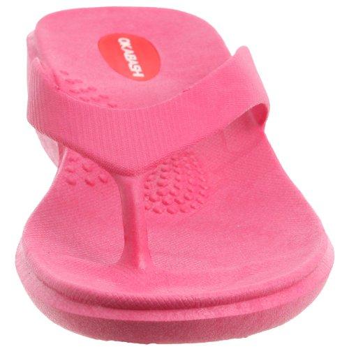 Okabashi Okabashi Pink Hot Sandali Sandali Sandali Pink Donna Donna Okabashi Hot Donna Hot BxTqET4wc5