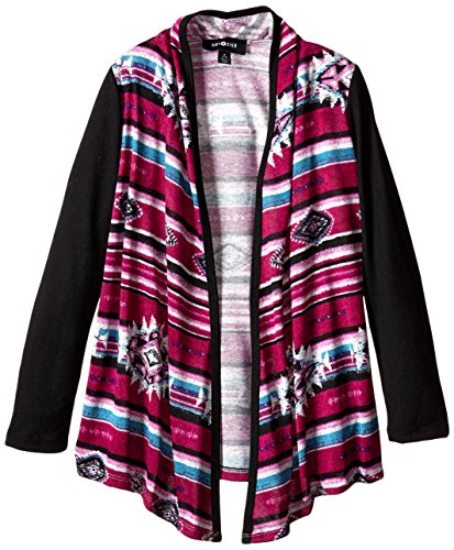 Amy Byer Printed Navajo Sweater