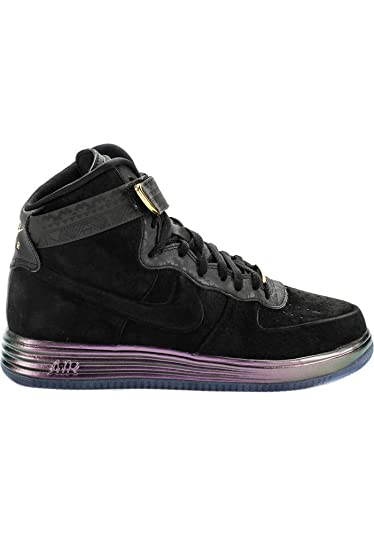 best service 6d768 1b2b3 Image Unavailable. Image not available for. Color  Nike Mens Lunar Force 1  Lux BHM ...