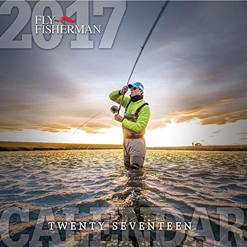 In-Fisherman 1CFF17 2017 Fly Fishing (In Fisherman Fishing Calendar)