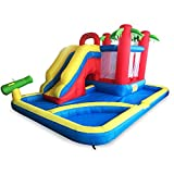 YARD Bounce House Water Slide Combo Ball Pit Pool Kid Outdoor Play Park