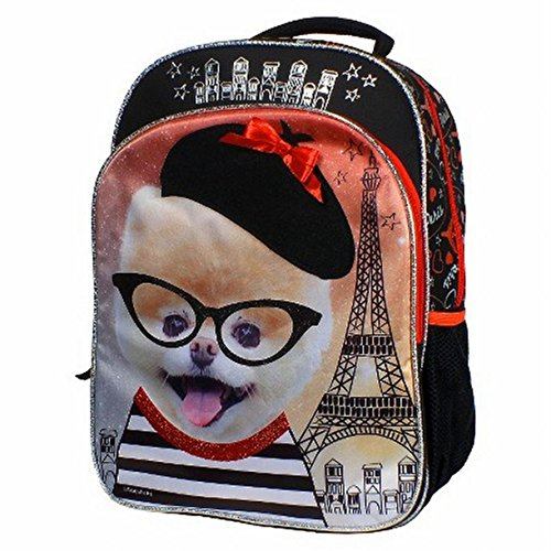 Worlds Cutest Backpack Beret Eiffel product image