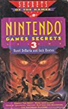 nintendo games secrets volume 3 secret of the game series