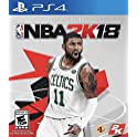 NBA 2K18 Standard Edition for PS4, Nintendo Switch or Xbox One