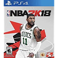NBA 2K18 for PlayStation 4 by Take 2 Interacive