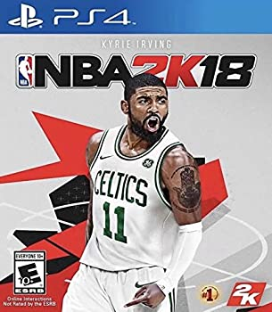 NBA 2K18 Standard Edition for PS4