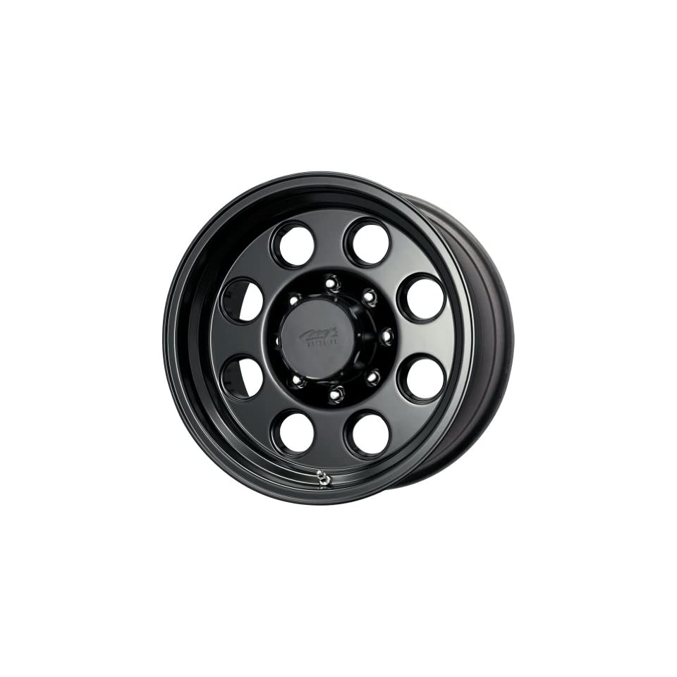 MB Wheels 72 Matte Black Wheel (14x5.5/5x114.3mm)