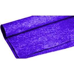 Absolute C20BL 20-Feet Long/4-Feet Wide Carpet for Speaker Sub Box, RV Truck Car/Trunk Laner (Blue)