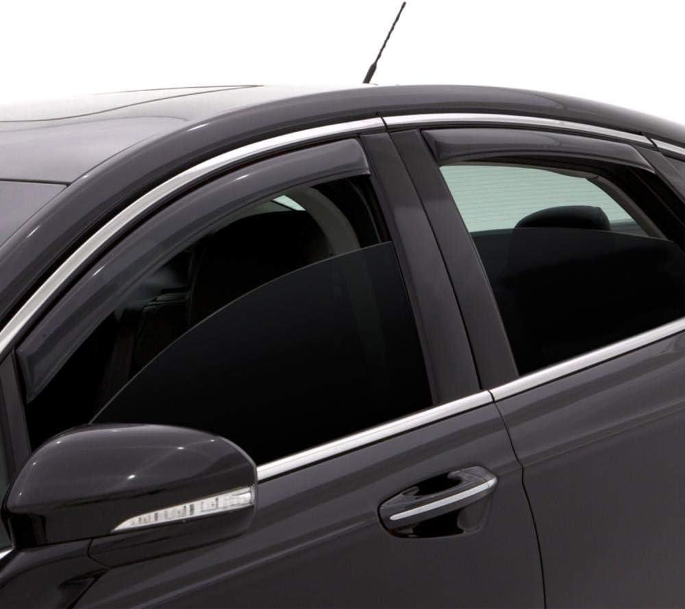 Auto Ventshade Side Window Deflector