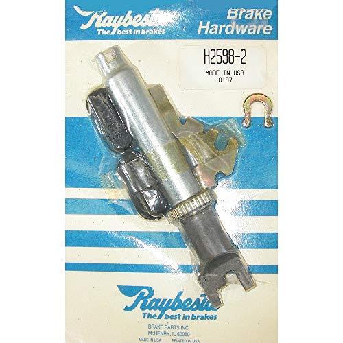- Raybestos H2598-2 Drum Brake Self-Adjuster Repair Kit